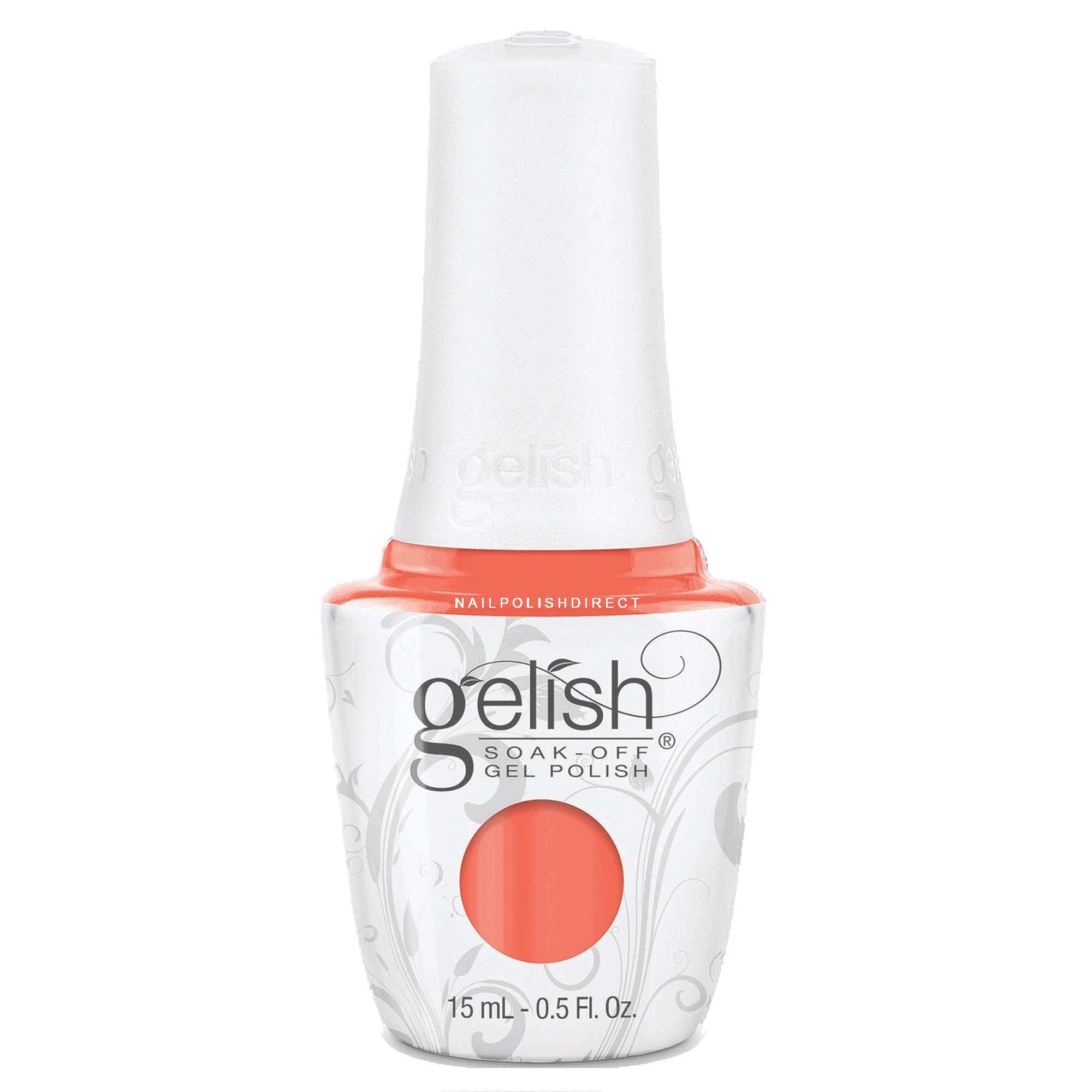 Gelish Soak-Off Gel Nail Polish - Rockin\' The Reef 15ml