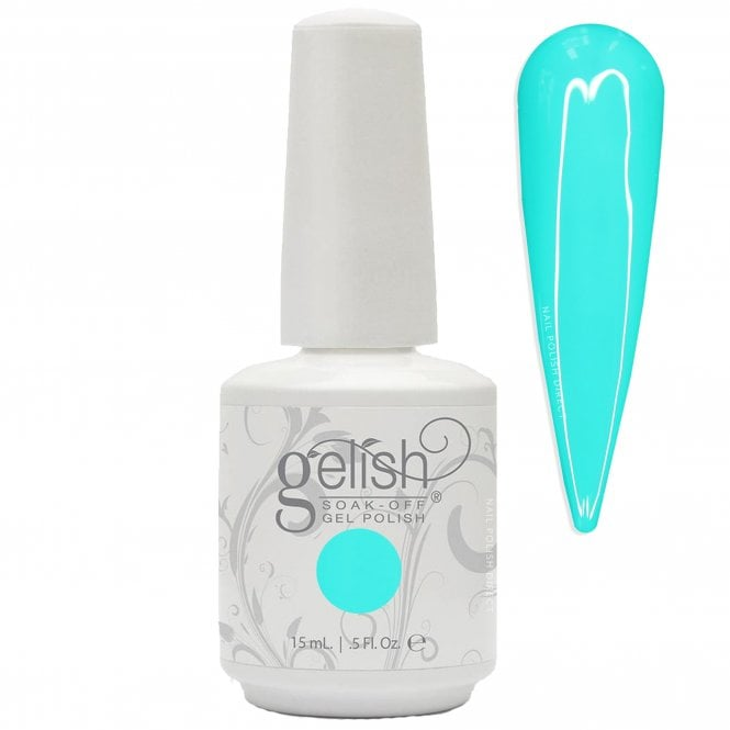 Gelish Soak-Off Gel Nail Polish - Rub Me The Sarong Way 15ml (01622)