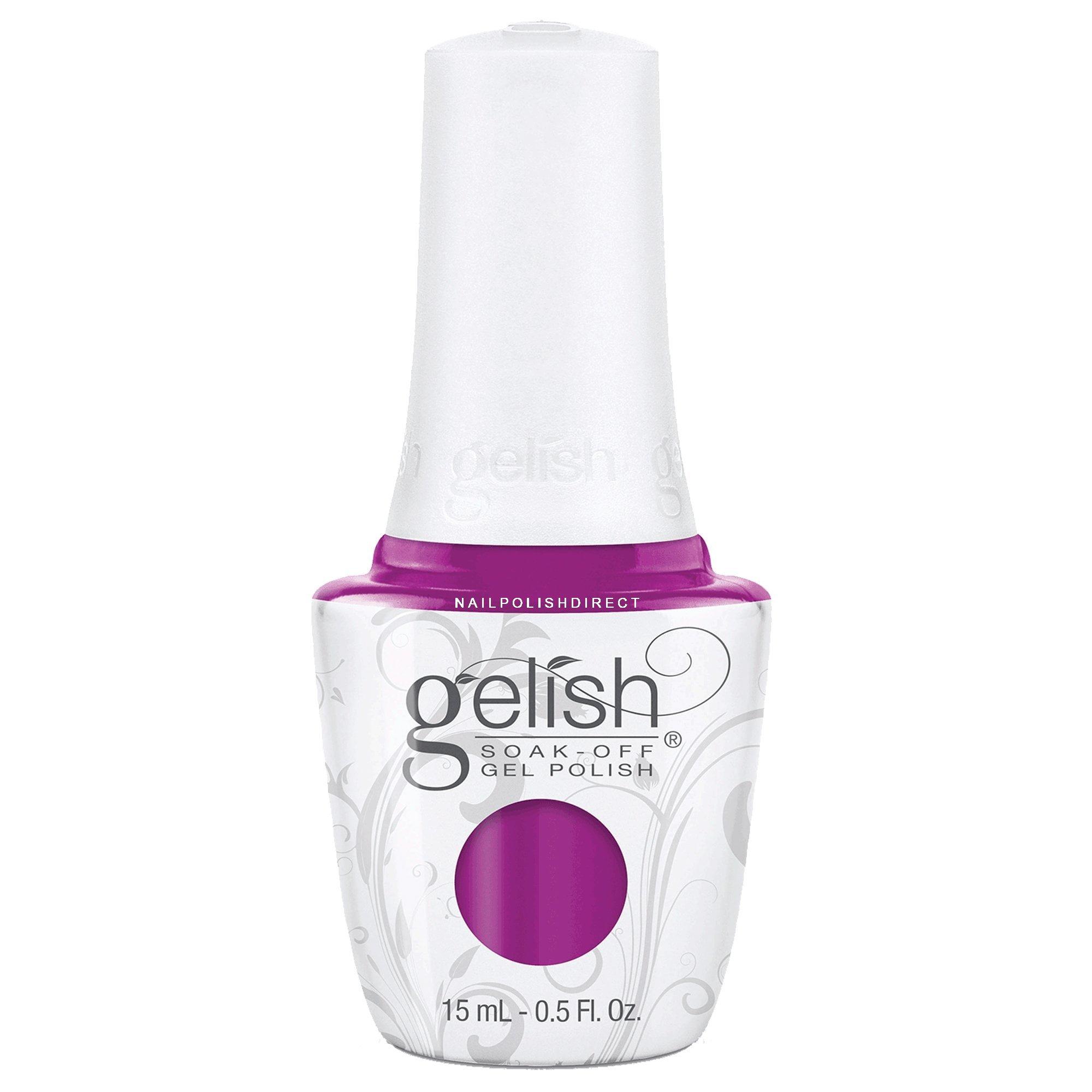 679d64ebb9 Gelish Gelish Soak-Off Gel Nail Polish - Tahiti Hottie 15ml (01620)
