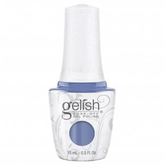 Soak-Off Gel Nail Polish - Up In The Blue 15ml