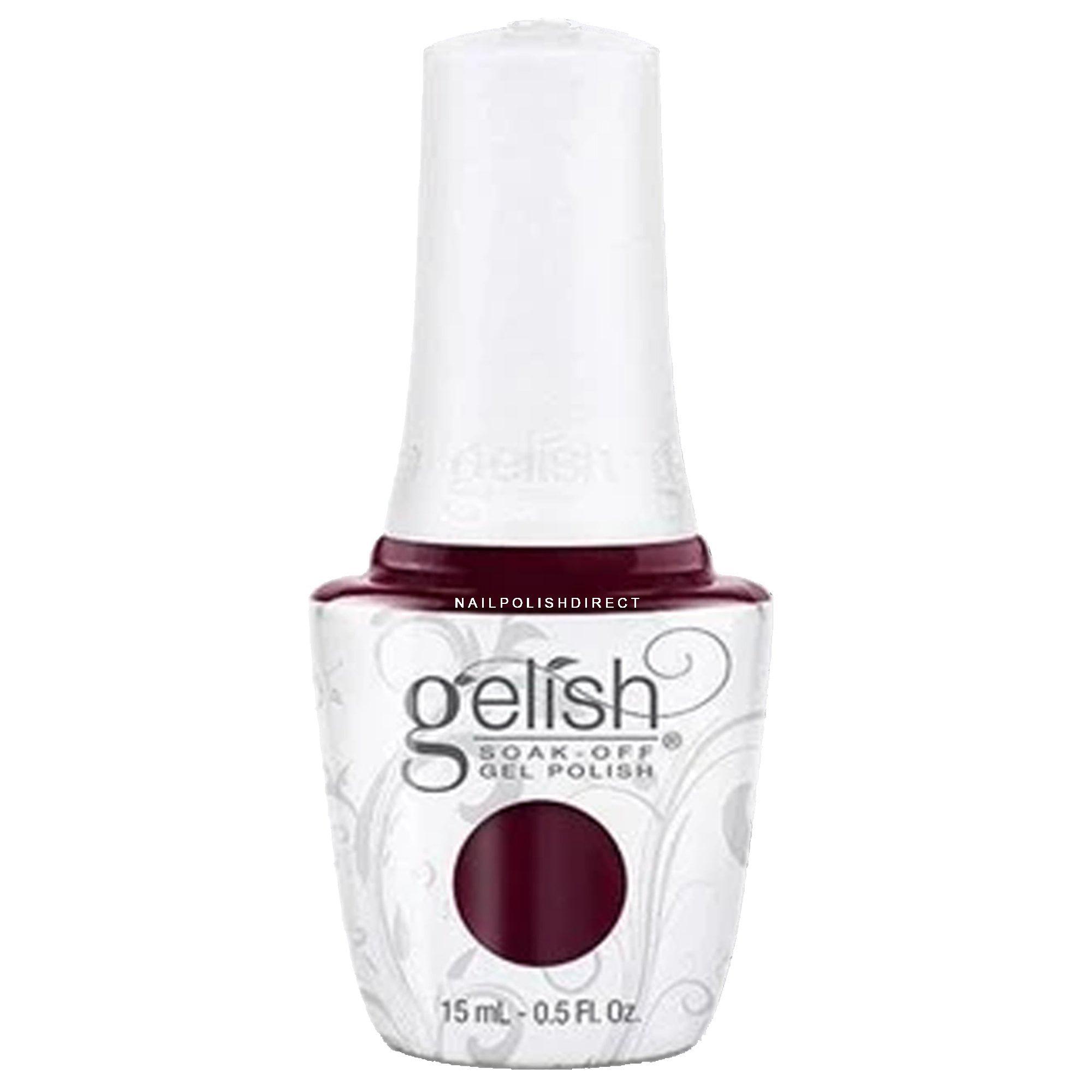 Gelish Soak-Off Gel Nail Polish - You\'re So Elf-Centered! 15ml