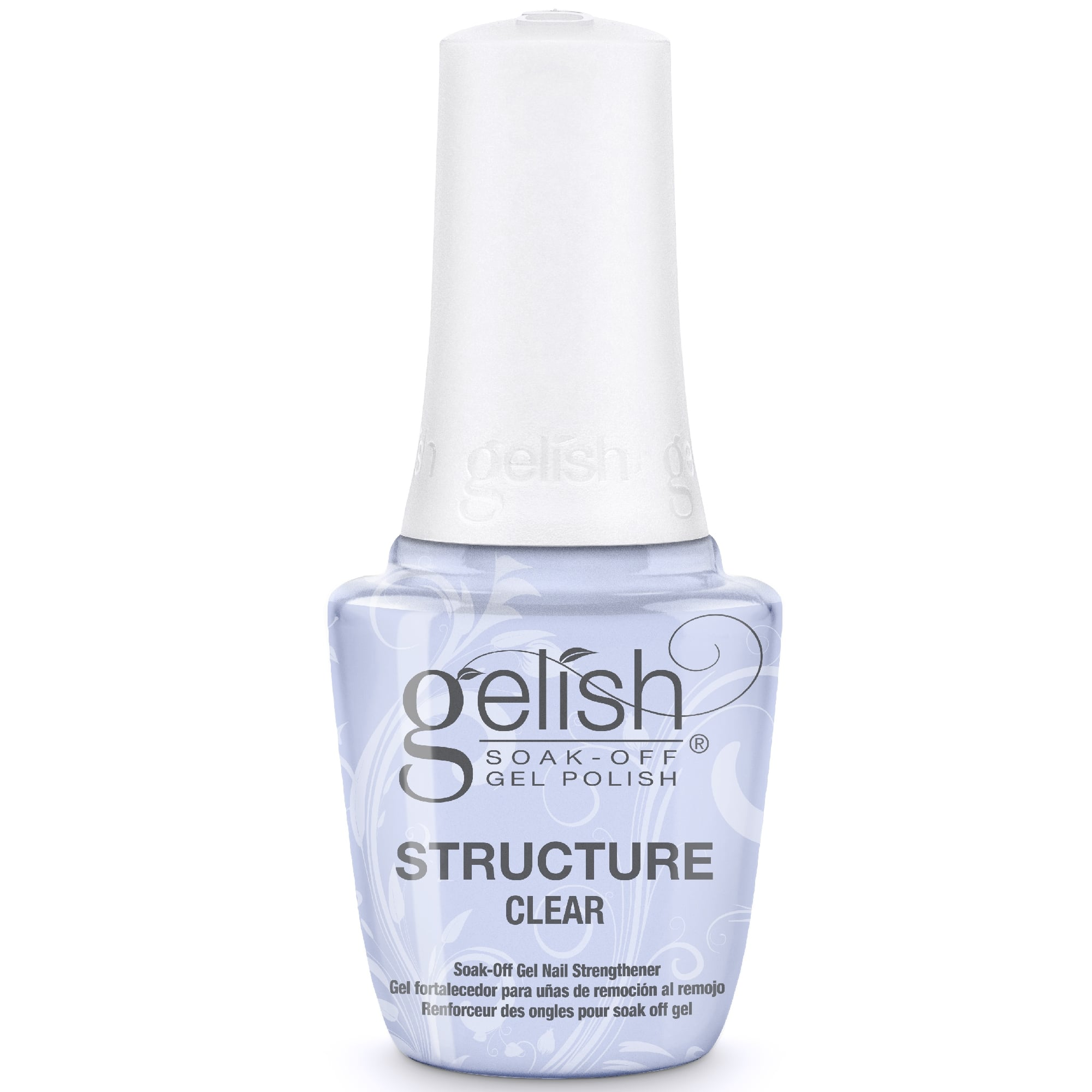Gelish STRUCTURE Soak-Off Gel Nail Strengthener - Clear (1140006) 15ml