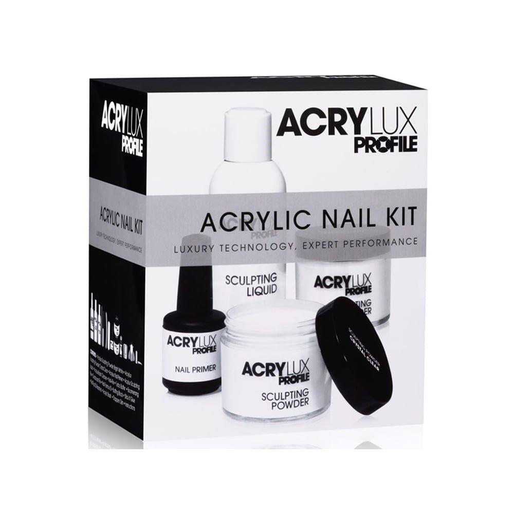 Gellux Acrylux Profile Luxury Professional Acrylic Powder