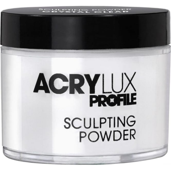 Gellux Acrylux Profile Professional Sculpting Powder - Crystal Clear 45g (0212788)
