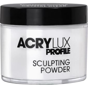 Acrylux Profile Professional Sculpting Powder - Crystal Clear 45g (0212788)