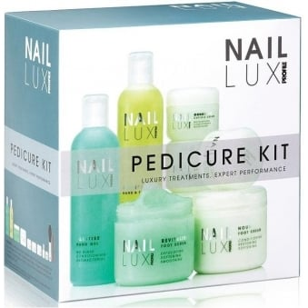 NailLux Profile Professional Set - Pedicure Kit (11 Piece) (0222406)