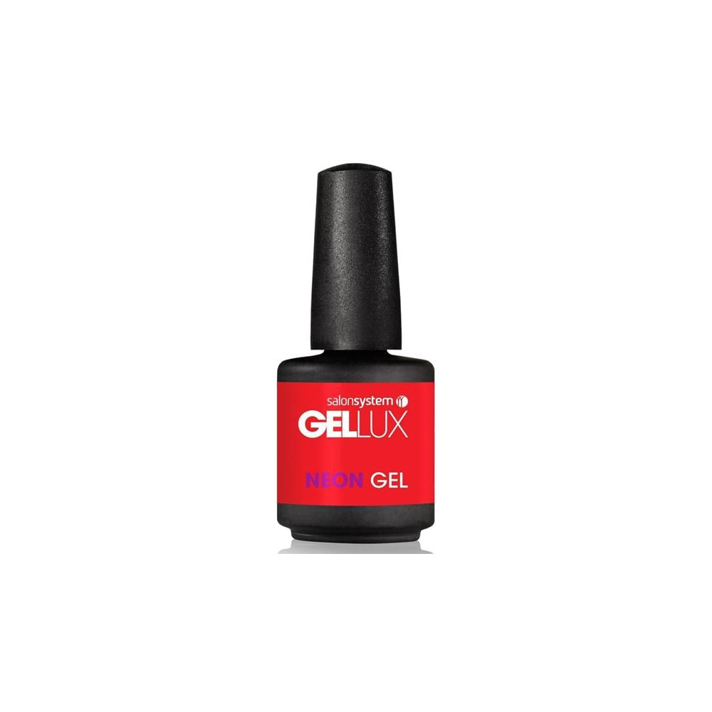 Crimson Nail Polish: Gellux Profile Luxury Professional Gel Nail Polish