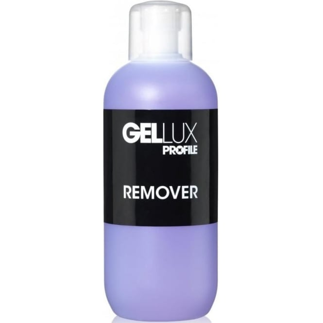 Gellux Profile Luxury Professional Gel Nail Remover - Remover 1 Litre (0212680)