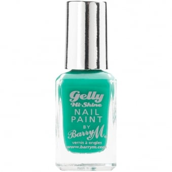 Gelly Nail Polish Collection - Kiwi 10ml (GNP25)