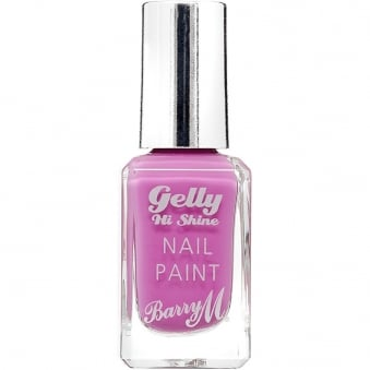 Gelly Nail Polish Collection - Sugar Plum 10ml (GNP38)
