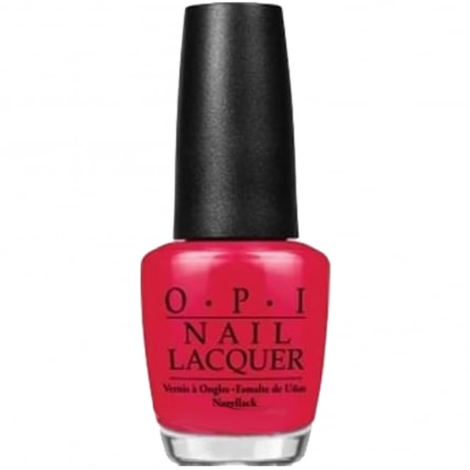 OPI Germany Nail Polish Collections - Danke-Shiny Red (NL G14) 15ml