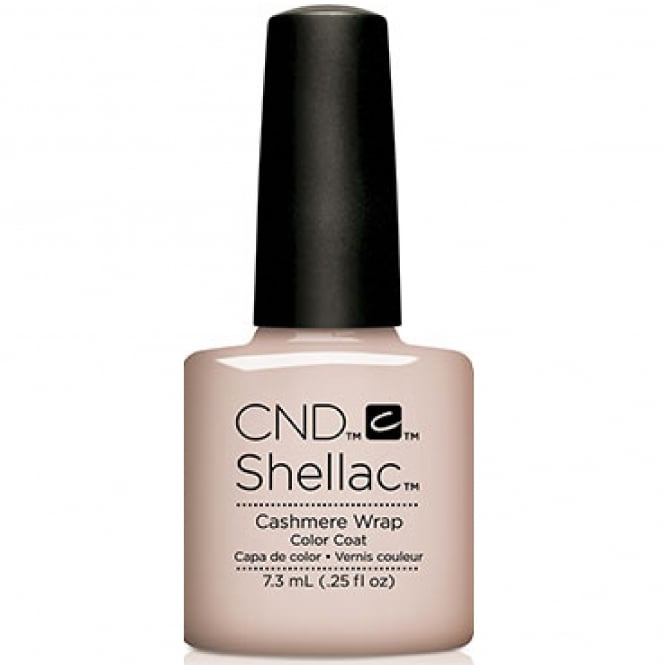 CND Shellac Glacial Illusion 2017 Power Polish Collection - Cashmere Wrap 7.3ml