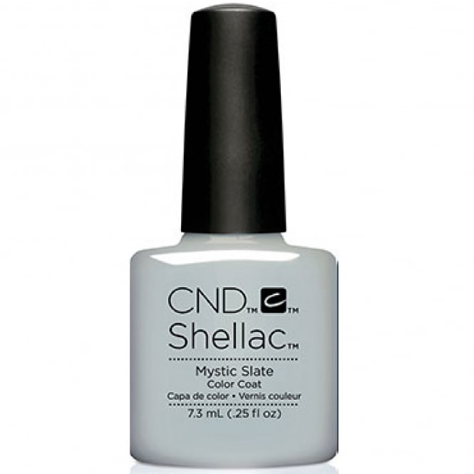 CND Shellac Glacial Illusion 2017 Power Polish Collection - Mystic Slate 7.3ml