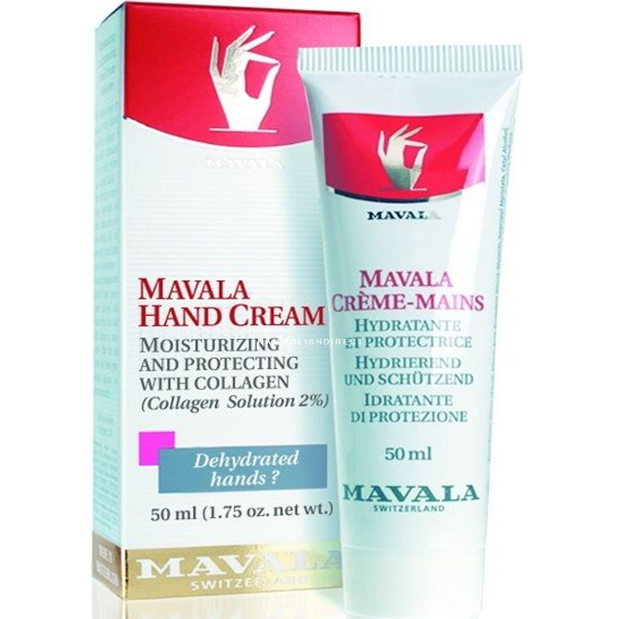Mavala Hand Cream Moisturizing 50ml