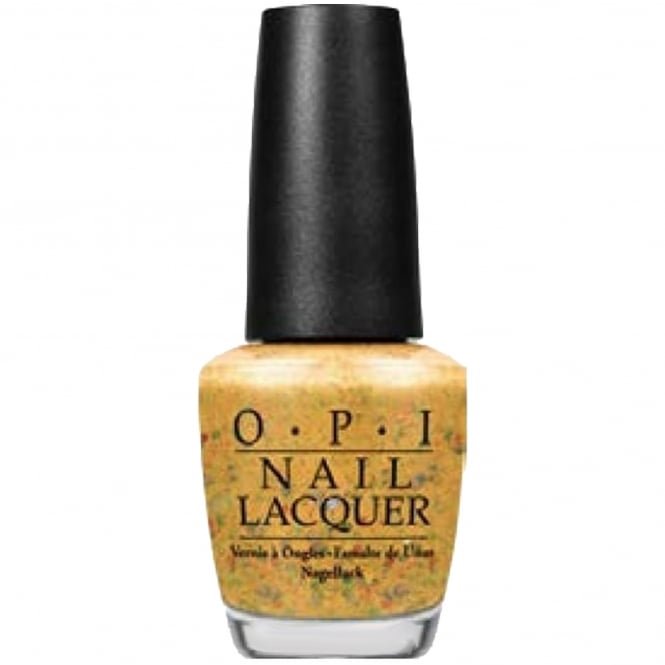 OPI Hawaii 2015 Nail Polish Collection - Pineapples Have Peelings Too 15ml ( NL H76)