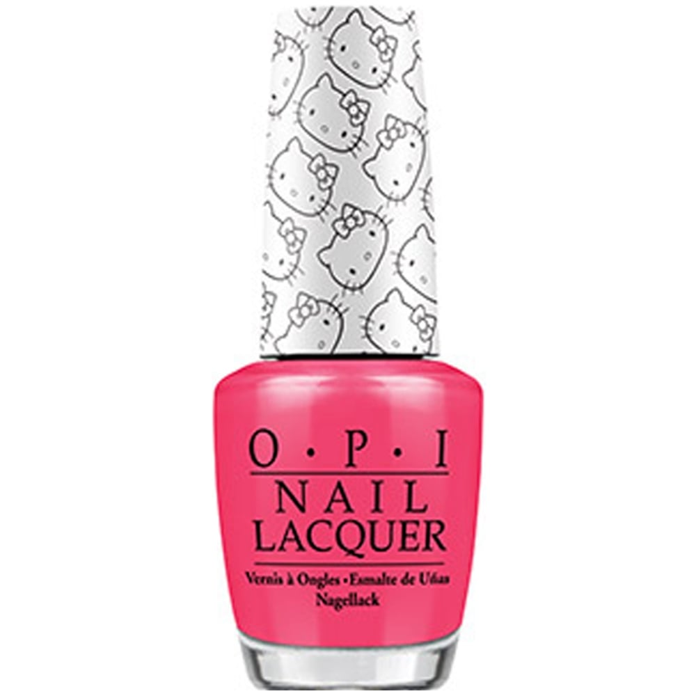 Neon Pink Gel Nail Polish - Nails Gallery