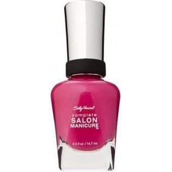 High Impact Nail Polish - Back To The Fuchsia (530) 14.7ml