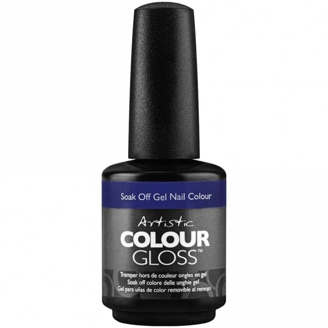Artistic Colour Gloss Holiday Hangover 2017 Gel Polish Collection - Bah Humbug (2100137) 15ml