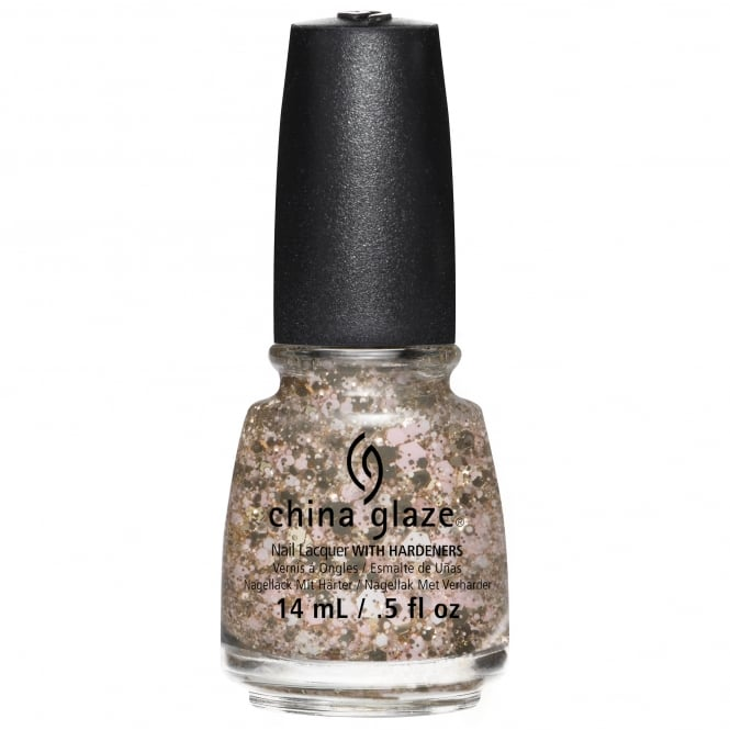 China Glaze House Of Colour 2016 Nail Polish Spring Collection - Glitter Me This 14mL (83405)