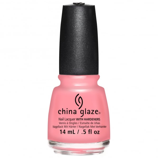 China Glaze House Of Colour 2016 Nail Polish Spring Collection - Pink Or Swim 14mL (83409)