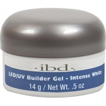 Led / UV Builder Gel - Intense White 14 g / 0.5 oz