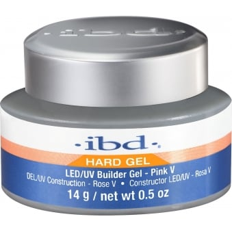 Led / UV Builder Gel - Pink V - 14 g 0.5 oz