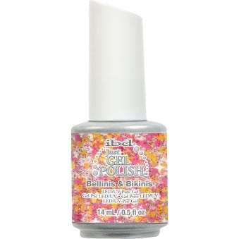 Pure LED & UV Just Gel Polish - Bellinis & Bikinis - 14 ml