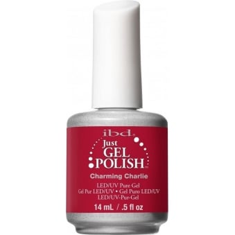 Pure LED & UV Just Gel Polish - Charming Charlie - 14 ml