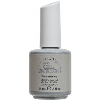 Pure LED & UV Just Gel Polish - Fireworks 14ml