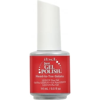 Pure LED & UV Just Gel Polish - Head To Toe Gelato - 14 ml