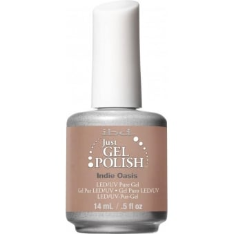 Pure LED & UV Just Gel Polish - Indie Oasis 14ml