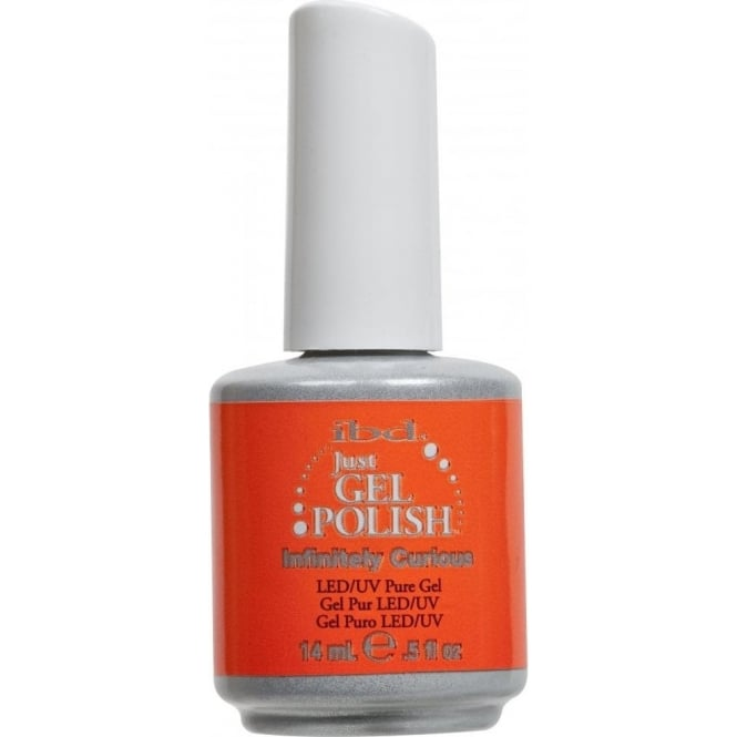 IBD Gel Professional Pure LED & UV Just Gel Polish - Infinitely Curious 14ml