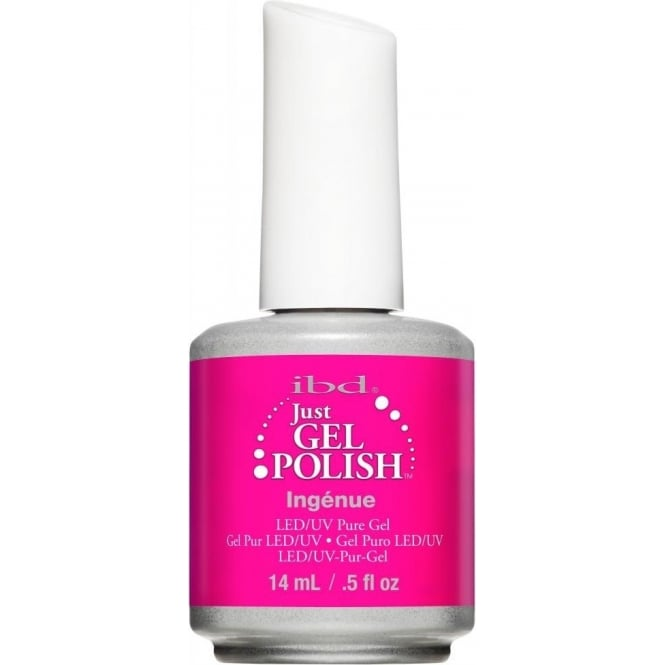 IBD Gel Professional Pure LED & UV Just Gel Polish - Ingenue - 14 ml