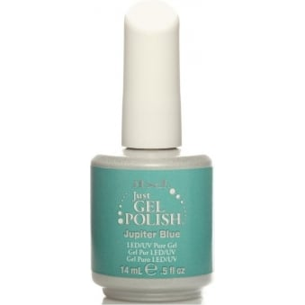 Pure LED & UV Just Gel Polish - Jupiter Blue 14ml