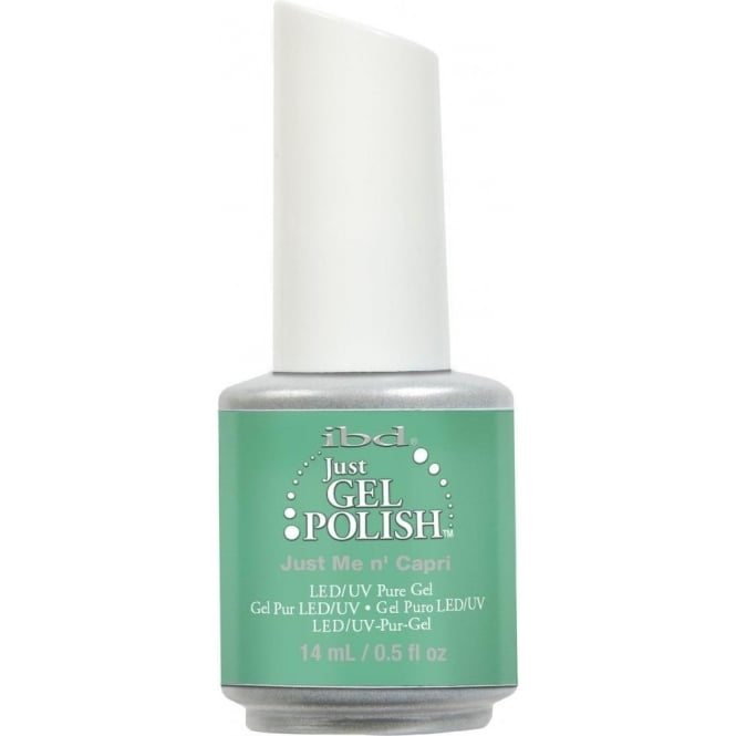 IBD Gel Professional Pure LED & UV Just Gel Polish - Just Me n Capri - 14 ml