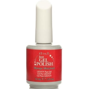 Pure LED & UV Just Gel Polish - Mango Mischief 14ml