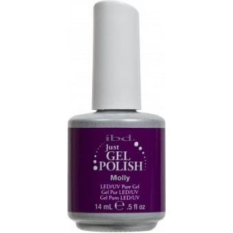 Pure LED & UV Just Gel Polish - Molly - 14 ml