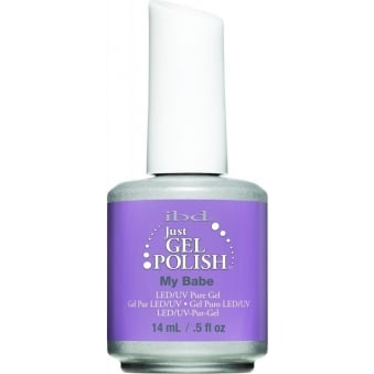 Pure LED & UV Just Gel Polish - My Babe - 14 ml