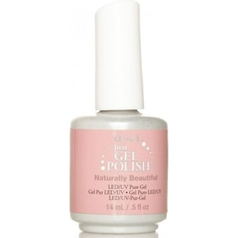 Pure LED & UV Just Gel Polish - Naturally Beautiful 14ml