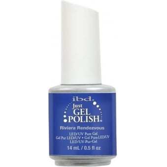 Pure LED & UV Just Gel Polish - Riviera Rendezvous 14ml