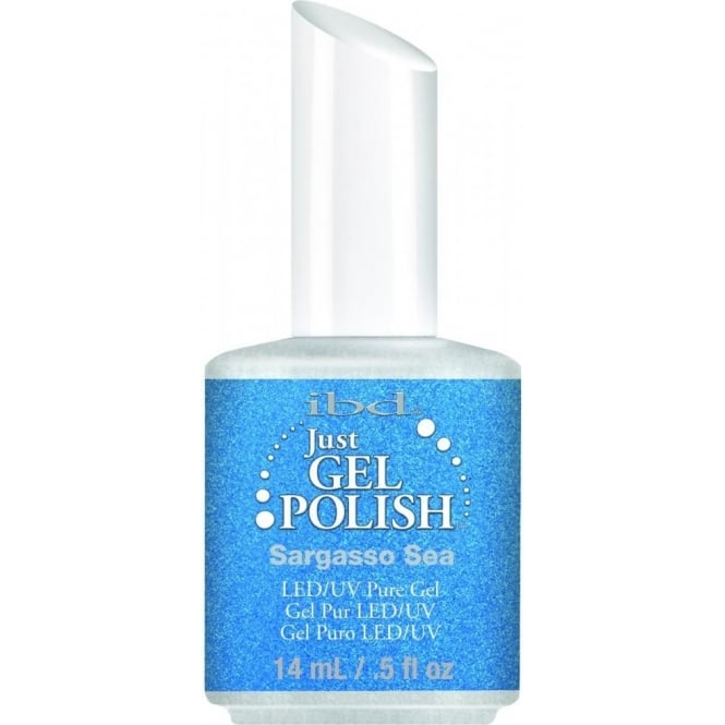 IBD Gel Professional Pure LED & UV Just Gel Polish - Sargasso Sea - 14 ml