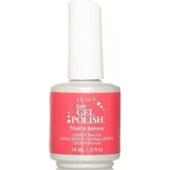 Pure LED & UV Just Gel Polish - Thats Amore 14ml