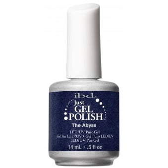 Pure LED & UV Just Gel Polish - The Abyss 14ml
