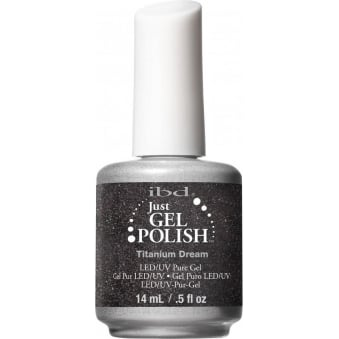 Pure LED & UV Just Gel Polish - Titanium Dream 14 ml