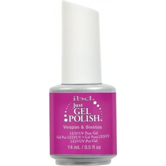Pure LED & UV Just Gel Polish - Vespas & Siestas 14ml