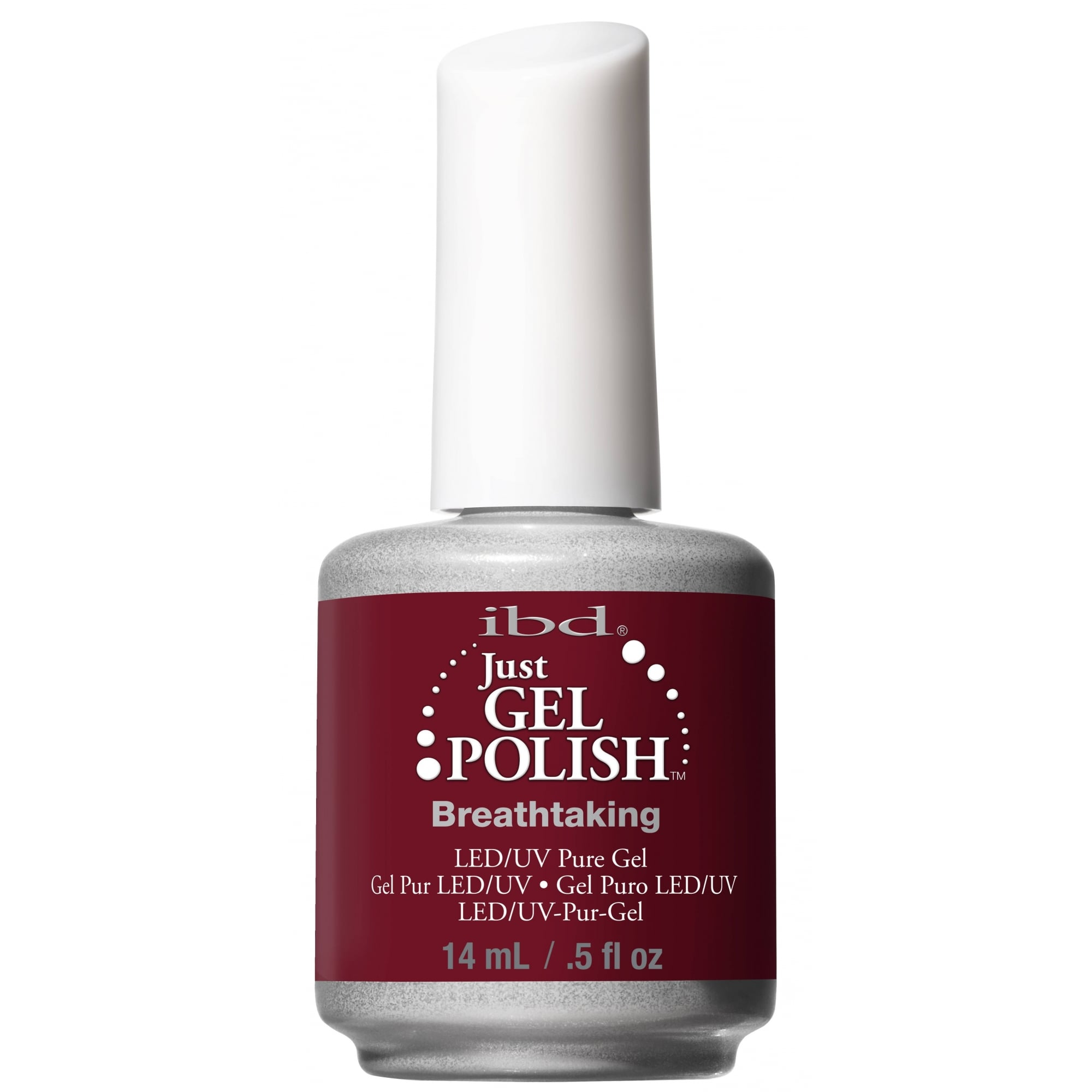IBD Pure LED & UV Just Gel Polish - Breathtaking 14ml