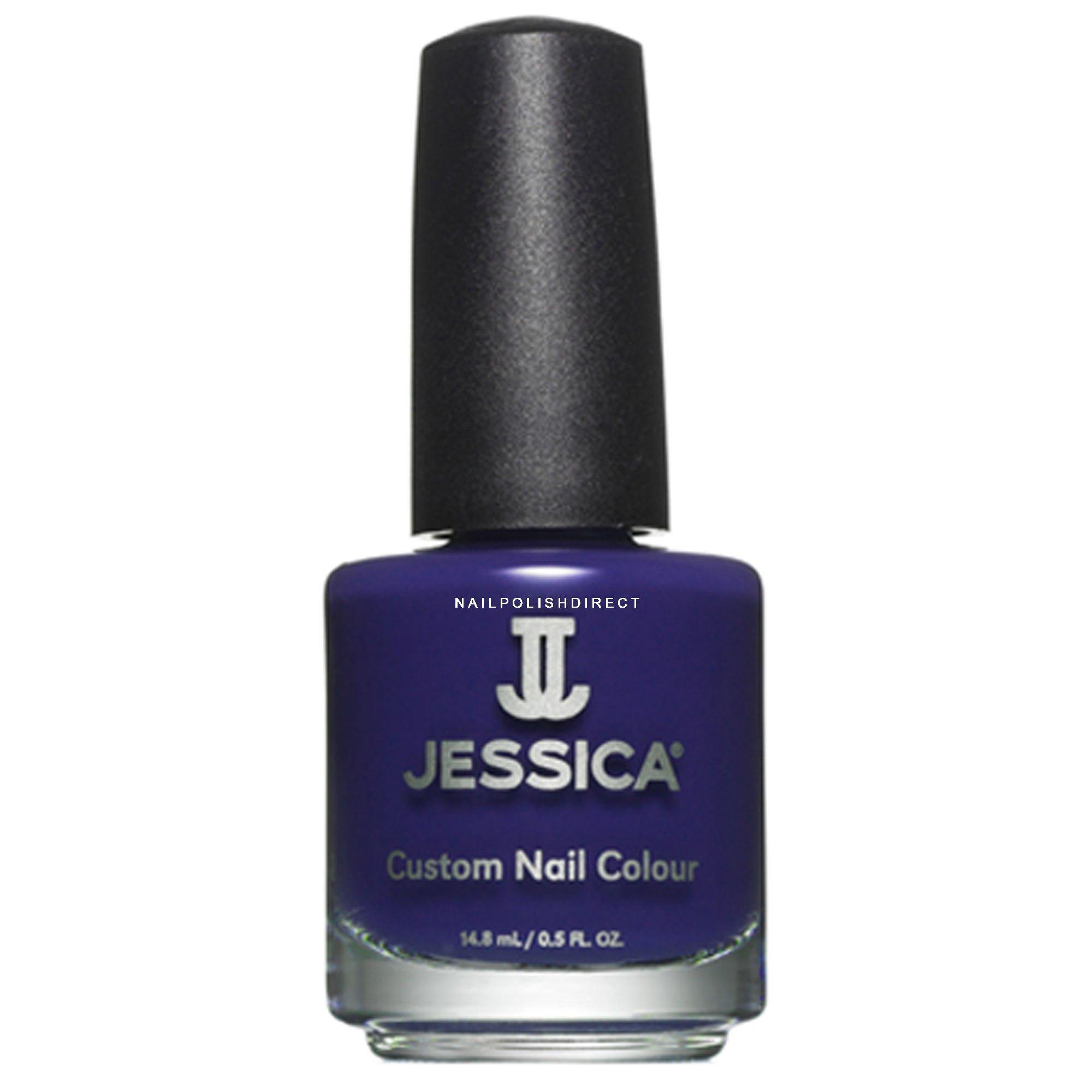 Nyc Metallic Nail Polish: Jessica Autumn In New York Nail Polish Collection 2014