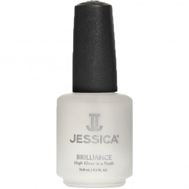 Jessica Brilliance High Gloss Non Chip Topcoat 14.8ml