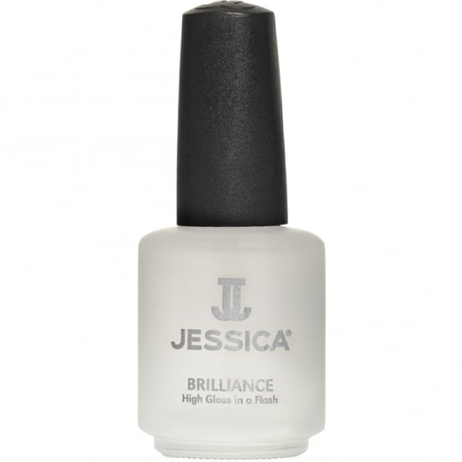 Jessica Brilliance High Gloss Non Chip Topcoat 7.4ml