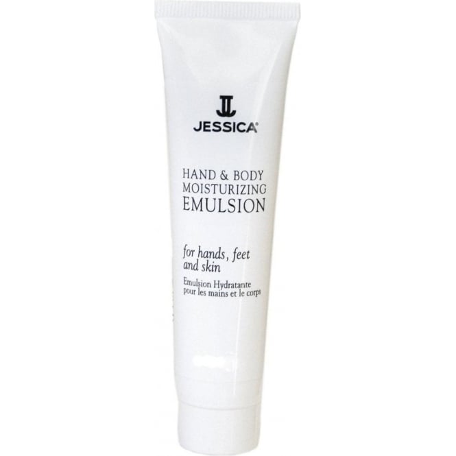 Jessica Deluxe Hand And Body Moisturizing Emulsion Lotion (35.5ml)